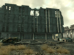 Ghoul outpost exterior