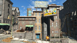 Hubris Comics Front (Fallout 4)