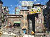 Hubris Comics (Fallout 4)