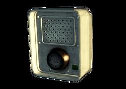 Intercom-selector