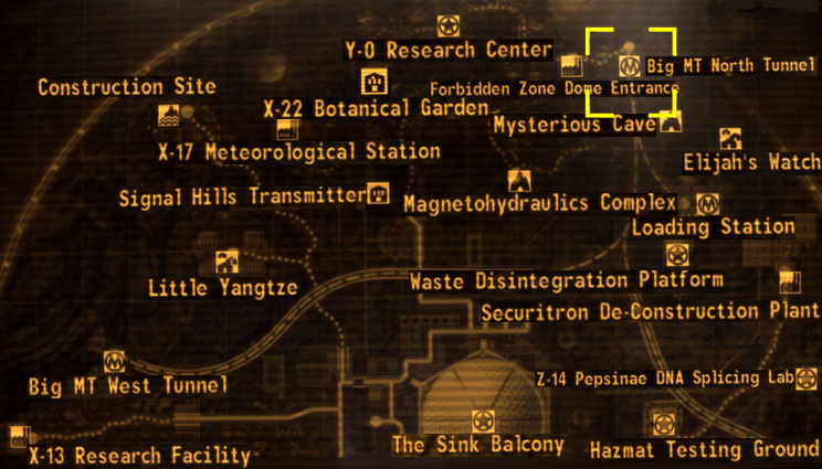 Image   Big MT north tunnel loc. | Fallout Wiki | FANDOM