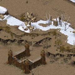 Додатковий вхід в бункер