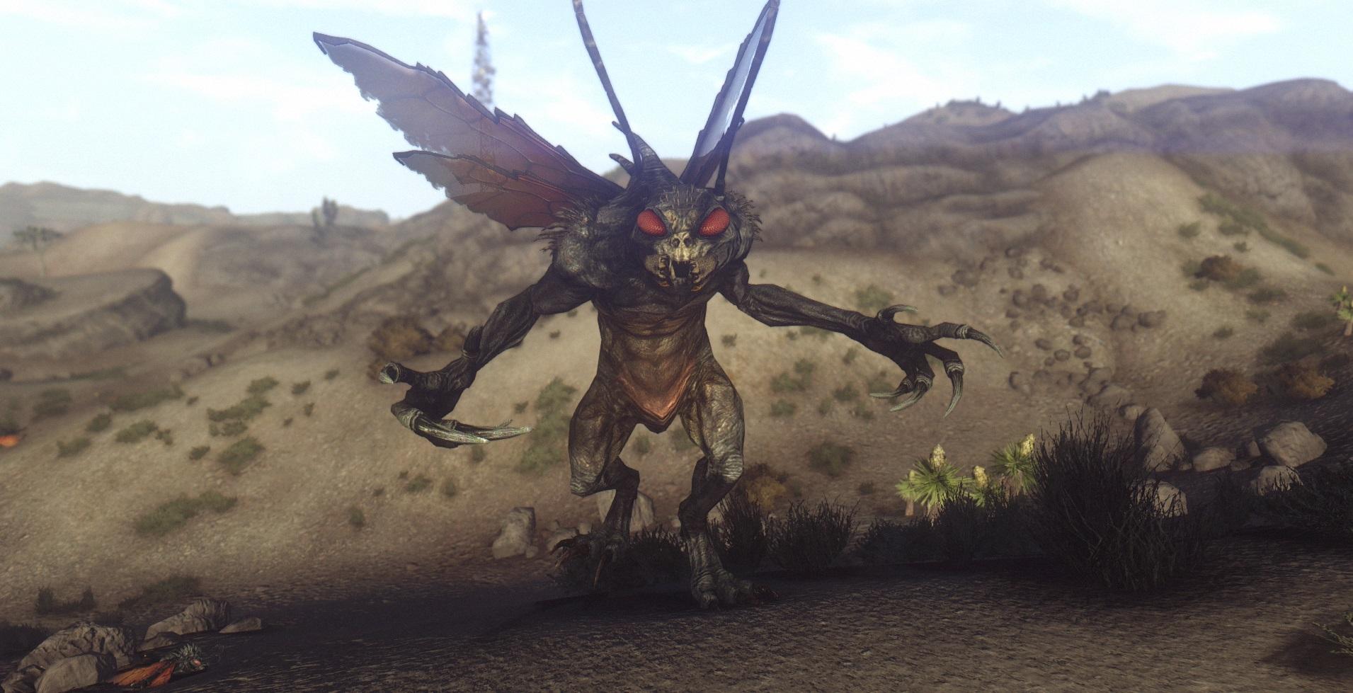 User blog:Jellyfishking33/Hybrid Deathclaw   Fallout Wiki   FANDOM
