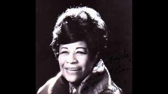 "Ella Fitzgerald ""Someone to Watch Over Me"""