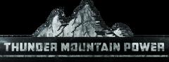 F76 Thunder Mountain Sign