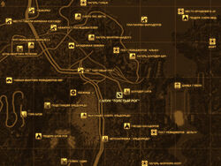 FNV Карта САЛУН ТОЛСТЫЙ РОГ