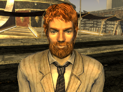 FNV Mister Holdout w glasses