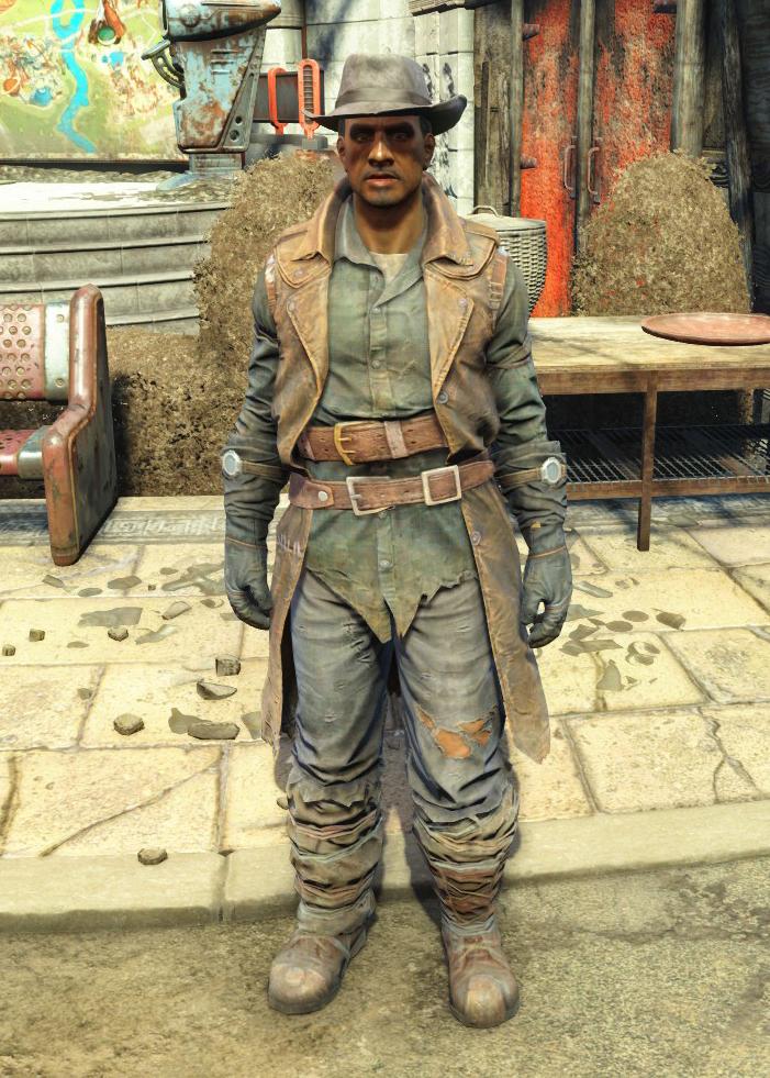 Drifter outfit (Fallout 4) | Fallout Wiki | FANDOM powered