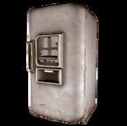 FO4 Ruin Refrigerator Bare Metal