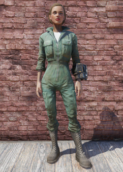 FO76 Mechanic Jumpsuit