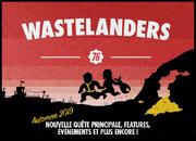 FO76 Wastelanders bannière