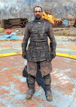 Fo4Teagan's Armor