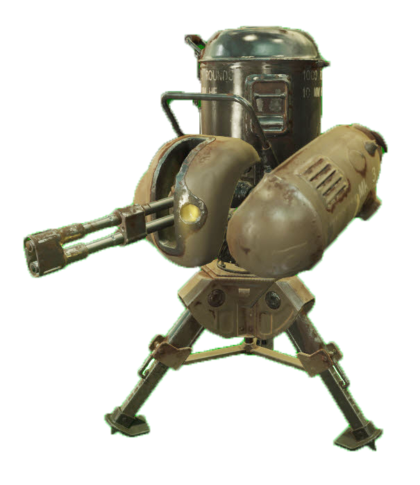 Automated turret (Fallout 76) | Fallout Wiki | FANDOM powered by Wikia