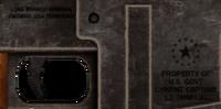 Survivalist Rifle detail