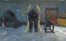 CC Hellfire power armor