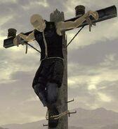 FNV Anders on the cross