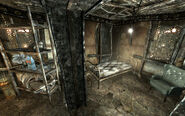 FO3 Billy Creel's house bedroom