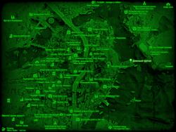 FO4 Длинный причал (карта мира)