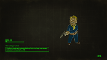 FO4 Quick Hands Loading Screen