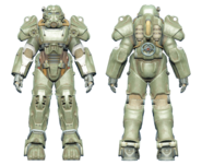 FO4 T-60 power armor millitary