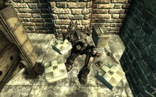 Fo3BS Enclave soldier log