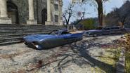 Fo76 Sugarmaple flying car