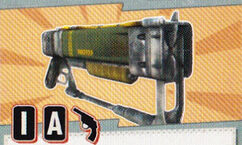 FBG laser rifle