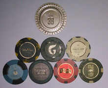 FNV Collectors poker chips