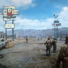 <i>Fallout: New Vegas</i> concept art