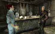 FO3 Moira Brown and Creel