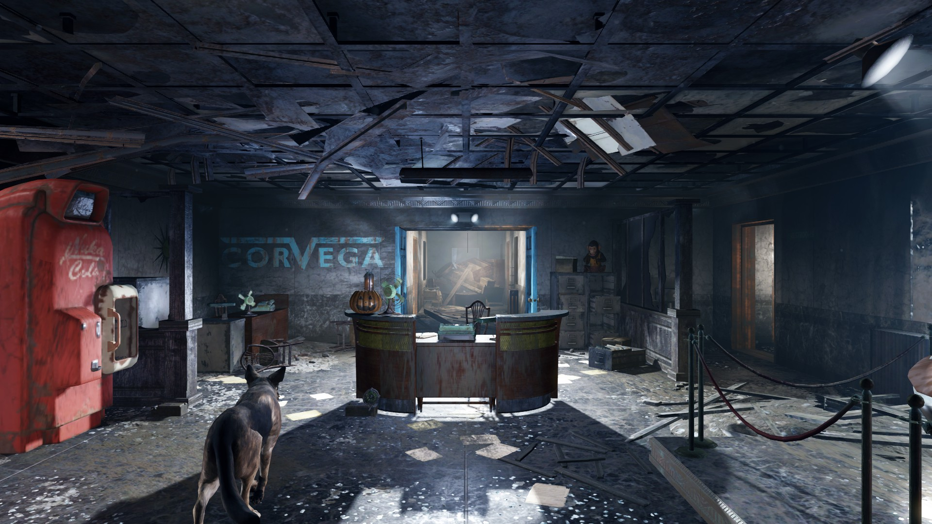 Corvega Assembly Plant Fallout Wiki Fandom Powered By Wikia Power Layout Images