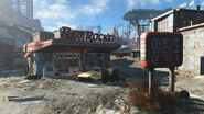 FO4 Red Rocket in Lexington