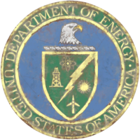 FO76 Department of Energy