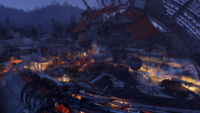 FO76 Wastelanders E3 Crater