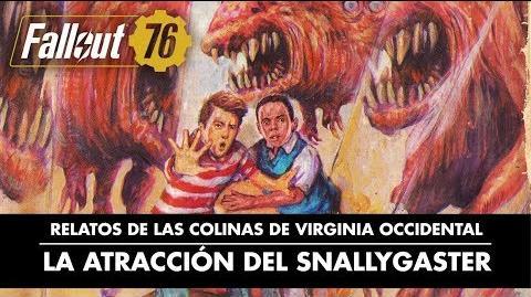 Fallout 76 – Relatos de las colinas de Virginia Occidental La atracción del snallygaster