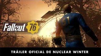 Fallout 76 – Tráiler oficial de Nuclear Winter para el E3 2019