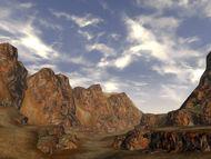 Fallout New Vegas Great Khan Red Rock Canyon (1)