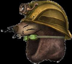 Kid's Murray the Mole hat