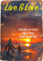 Live and love first issue