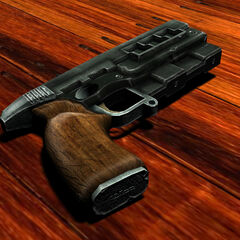 12,7-мм пістолет.