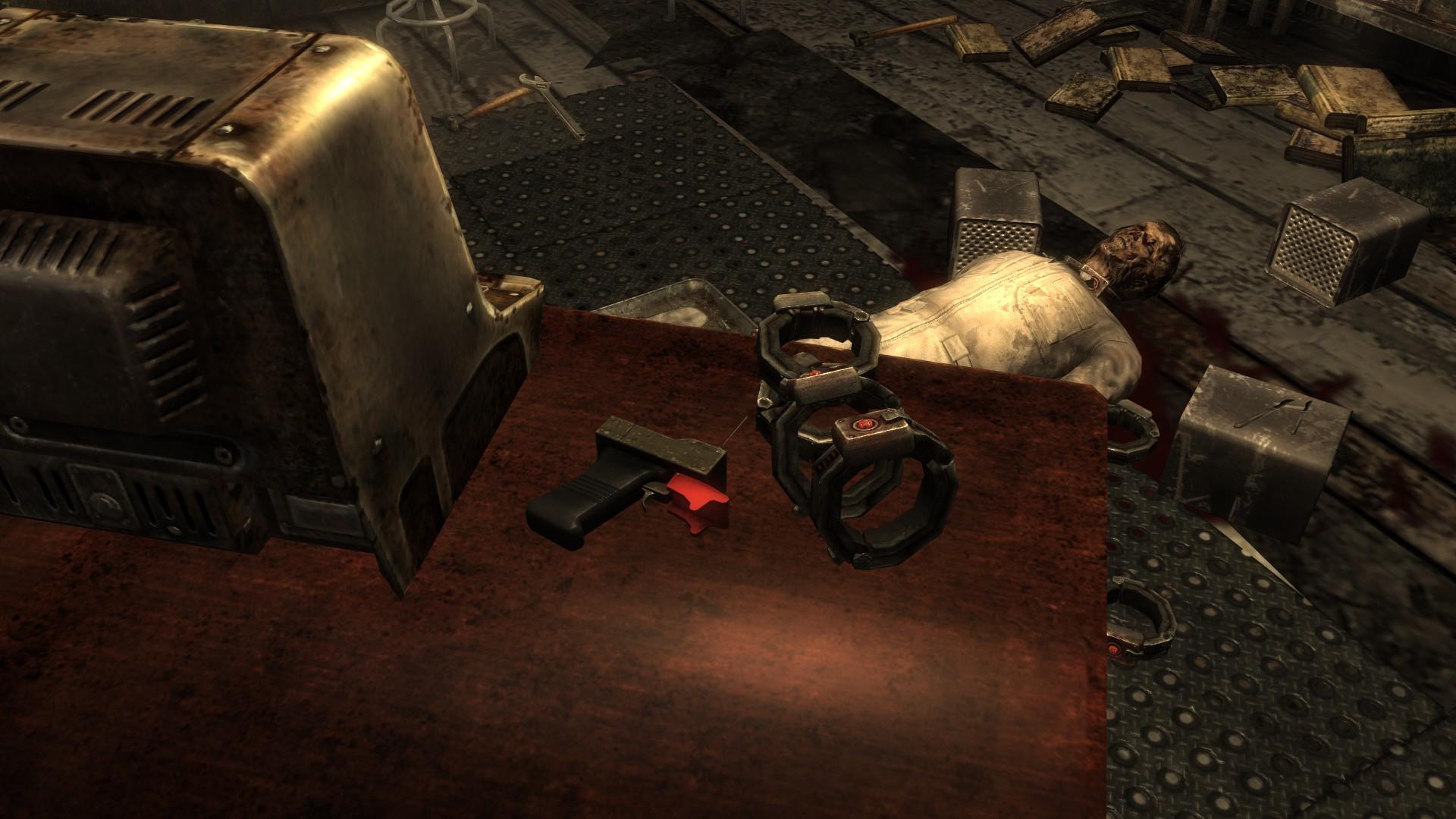 Broken detonator   Fallout Wiki   FANDOM powered by Wikia