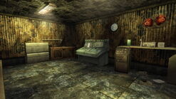 FNV Black Mountain Broadcast tower Tabithas room