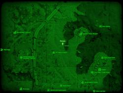 FO4 Логово (карта мира)