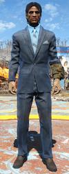 FO4 Чист.син.костюм