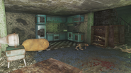 FO4 Abandoned house 1-floor left