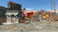 FO4 Big John salvage gate