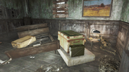FO4 Concord Speakeasy locked room