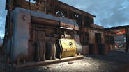 FO4 Fusion Core in Atom Cats Garage