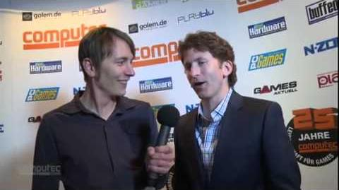 Fallout 4 Possibly Teased by Todd Howard at Deutscher Computerspielpreis 2014