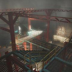 Реакторна кімната